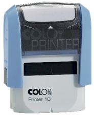 Colop Printer 10 adresstempel 3 regels