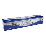 Horeca Select Aluminiumfolie 200 x 0,45 meter