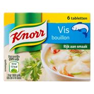 Knorr Visbouillon 6 x 10 gram