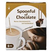 Spoonful of Chocolate 6 x 36 gram