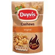 Duyvis Oven Roasted Gezouten Cashews 125 gr