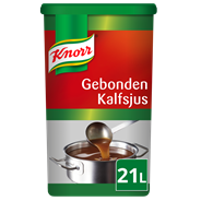 Knorr Gebonden kalfsjus 1,365 kg