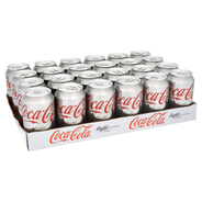 Coca-Cola Light blik 24 x 33 cl