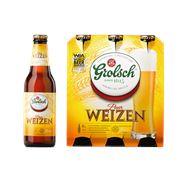 Grolsch Puur Weizen Fles 4x6x30cl