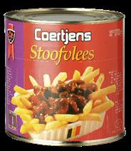 Coertjens Stoofvlees 6 x 2,7 kg