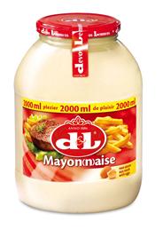 D&L Mayonaise PET 2 liter
