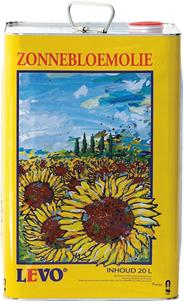 Levo Zonnebloemolie 20 liter