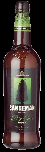Sandeman Sherry Dry 6 x 750 ml