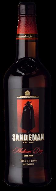 Sandeman Sherry Medium dry 6 x 750 ml