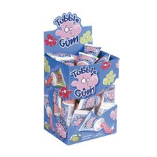 Lutti Tubble gum fruit 36 stuks