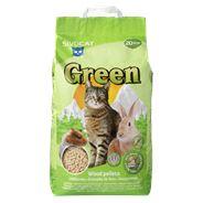 Sivocat Green houtkorrels 20 liter