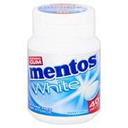 Mentos Gum White Sweet Mint 6 x 60 g