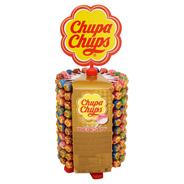 Chupa Chups The best of wiel 200 stuks