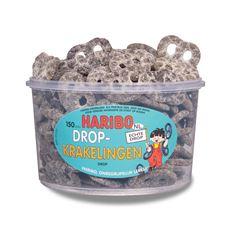 Haribo Krakelingen Vrolijke Drop 150 Pièces 1050 g