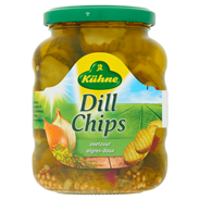 Kühne Dill chips 370 ml