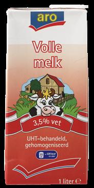 Aro Volle melk 1 liter