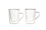 Bredemeijer Dubbelwandig glas thee/koffie 30 cl 2 stuks