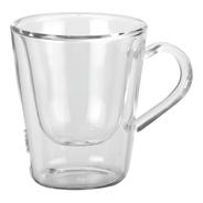 Bredemeijer Dubbelwandig glas espresso 12 cl 2 stuks