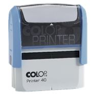 Colop Printer 40 adresstempel 6 regels