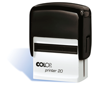 Colop Printer 20 adresstempel 4 regels