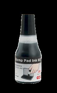 Colop Stempelinkt 801 2 x 25 ml zwart