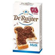 De Ruijter Portie Hagelslag Melk