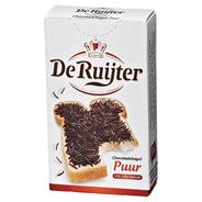 De Ruijter Chocoladehagelslag puur 120 x 20 gram