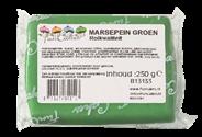 Funcakes Marsepein groen 250 gram