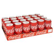 Coca-Cola blik 24 x 33 cl