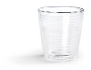 Hovac Dubbelwandig glas koffie 20 cl 2 stuks
