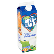 Campina Boerenland Volle melk 1 liter