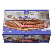 Horeca Select Frikandel 40 x 100 gram