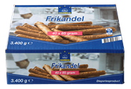 Horeca Select Frikandel 40 x 85 gram