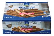 Horeca Select Frikandel extra 40 x 85 gram