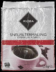 Rioba Rood snelfiltermaling 1500 gram