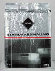 Rioba Rood Standaardmaling 1,5 kg