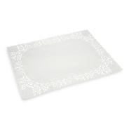 Horeca Select Taartrand rechthoekig 30 x 40 cm wit 250 stuks
