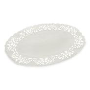 Horeca Select Taartrand ovaal 18 x 25 cm wit 250 stuks