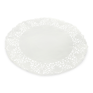 Horeca Select Taartrand rond 32 cm wit 250 stuks
