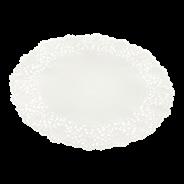Horeca Select Taartrand rond 28 cm wit 250 stuks