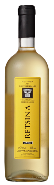 Cavino Retsina 750 ml