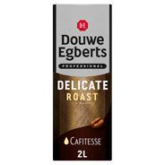 Douwe Egberts Cafitesse Oploskoffie vloeibaar Delicate Roast 2 liter