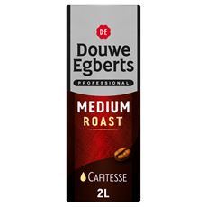Douwe Egberts Cafitesse Koffie Medium Roast 2l Pak