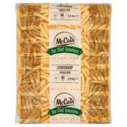 Mc staycrisp frites 3/8 2,5 kg