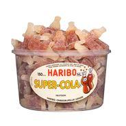 Haribo Cola Citrique 150 Pièces 1350 g