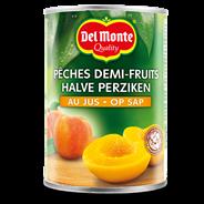 Del Monte Perziken op sap 12 x 415 gram