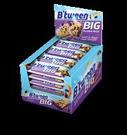 B'tween Big Chocolade Rozijn 24 x 50 gram