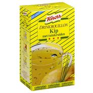Knorr Drinkbouillon kip tuinkruiden 80 zakjes