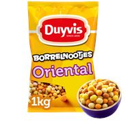 Duyvis Borrelnootjes Oriental 1 kg