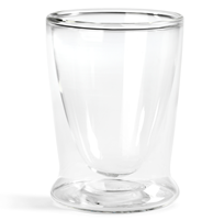 Hovac Dubbelwandig glas 20 cl 2 stuks